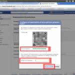 facebook generatore di codici