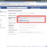 facebook Approvazione degli accessi