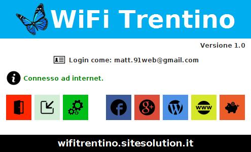 wifi trentino