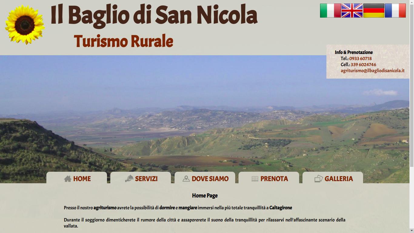 www.ilbagliodisanicola.it
